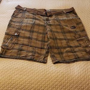 Cargo Shorts by F.U.S.A.I